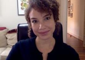 Professor Dixa Ramírez