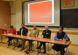 Panel discusses rebuilding Puerto Rico after Hurricane Maria